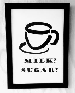 Milk? Sugar? - zilvi.com