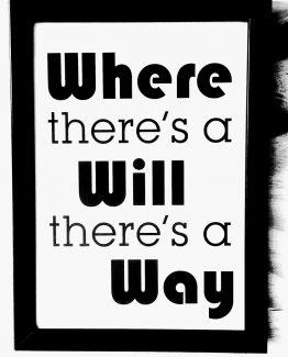 where there's a will - zilvi.com