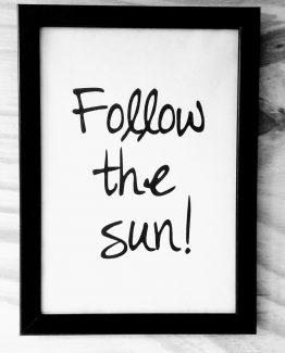 Follow the sun - zilvi.com