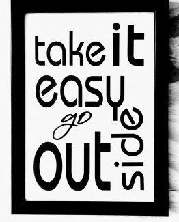 take it easy -zilvi.com
