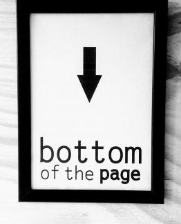 bottom of the page - zilvi.com