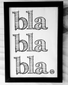bla bla bla - zilvi.com