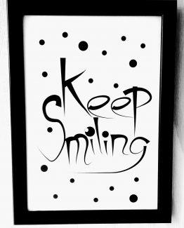 Keep Smiling - zilvi.com